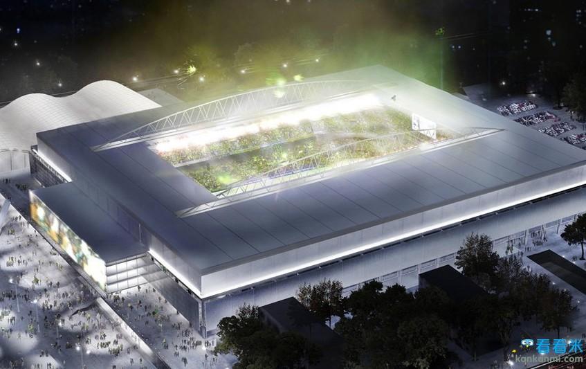 巴西世界杯球场窥探 洼地竞技场将迎来百岁生日(图)