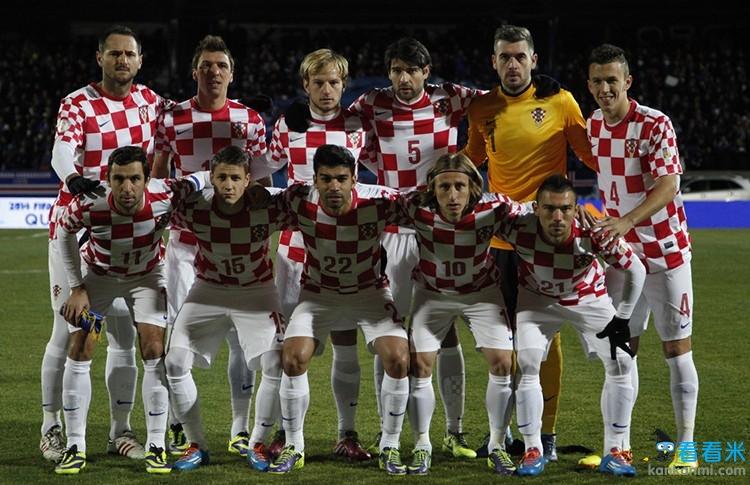 2014世界杯巡礼之克罗地亚:世界第8法国季军挤进16强
