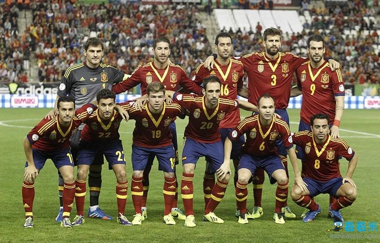 2014世界杯巡礼之西班牙:复仇巴西8年缔造4冠伟业