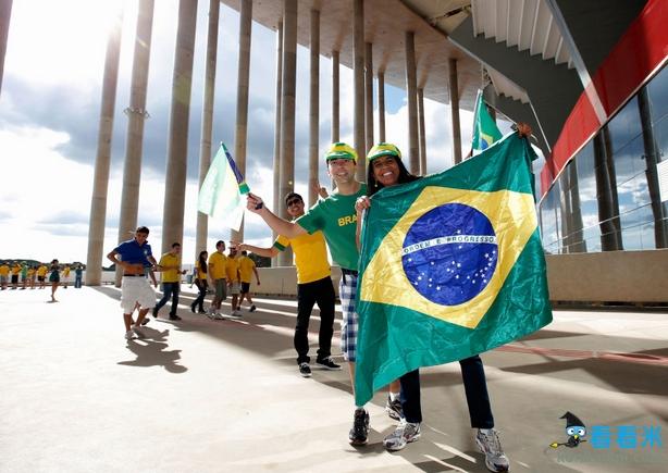 巴西世界杯期间机票将降价 大大减少球迷们看球成本