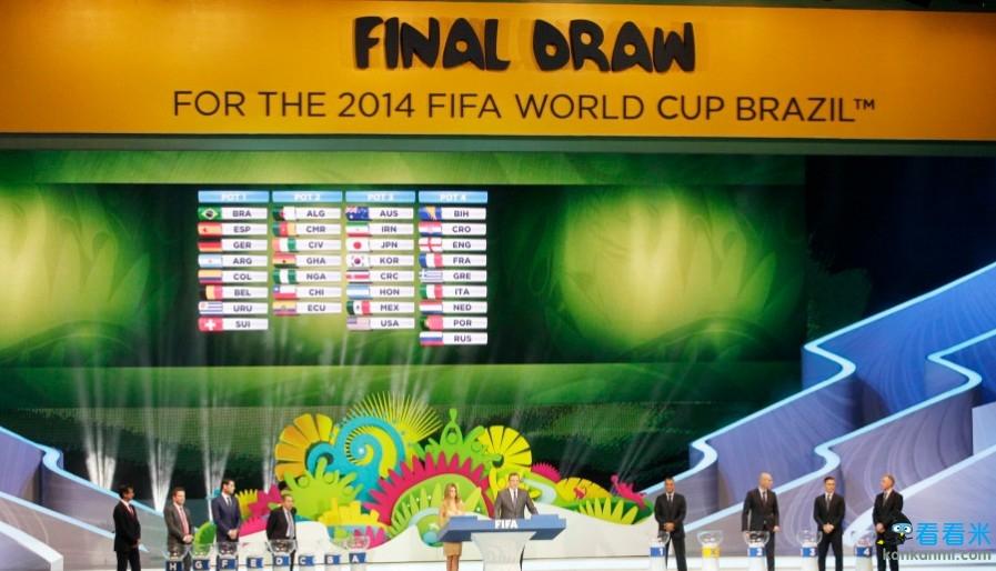 世界杯抽签前FIFA视频悼念曼德拉 英意乌进死亡组续写魔咒