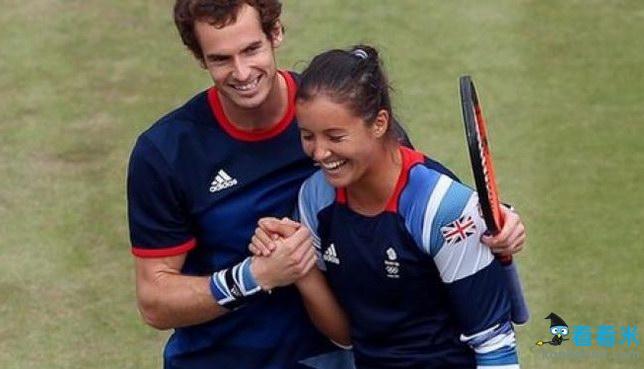 罗布森:看温网决赛紧张得下跪 穆雷夺冠刺激英国网球