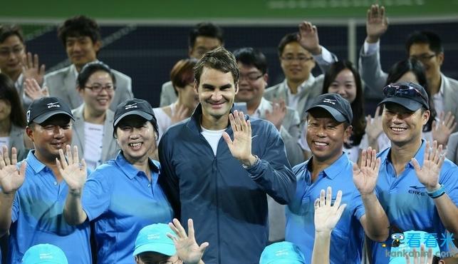 费德勒2014赛程确认:参加16站赛事 10月再战上海