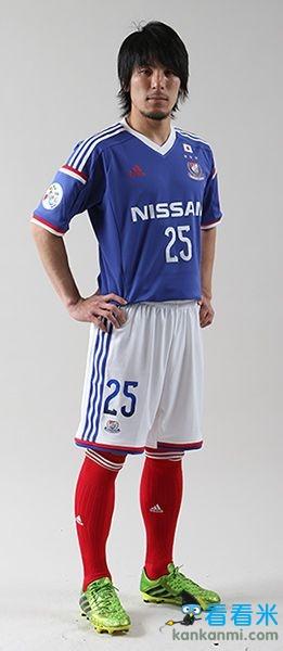 恒大亚冠对手新球衣:全北20周年纪念版 横滨印日本国旗
