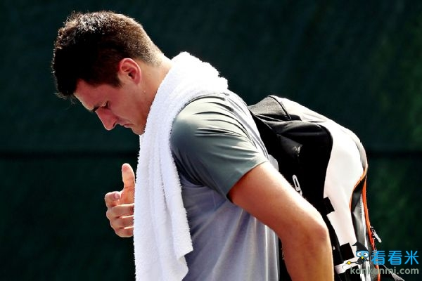ATP史上最快落败!托米奇28分钟输球创一耻辱纪录