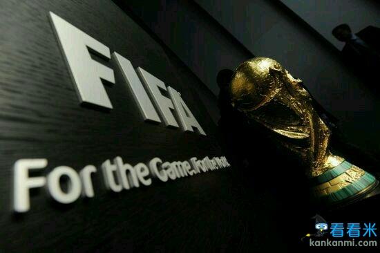 FIFA大力神杯环球之旅韩国展览 稍后将于京沪展出