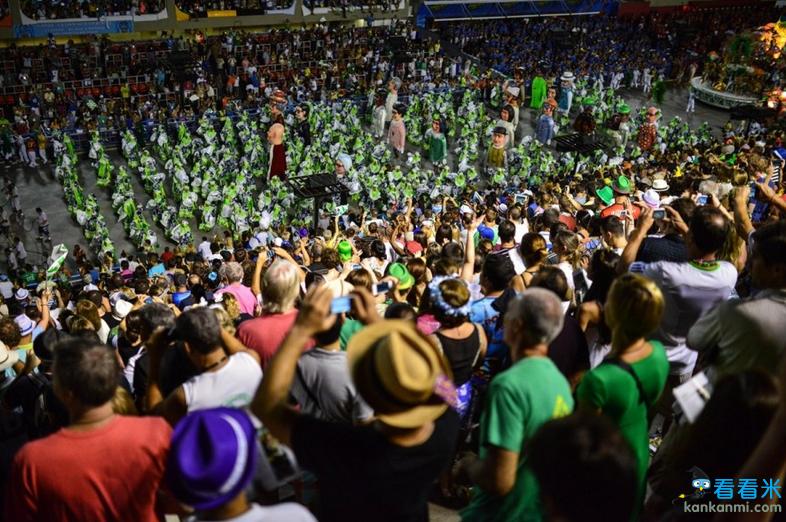 巴西世界杯的诱惑 里约热内卢看球旅游两不误