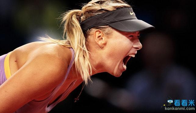 斯图加特赛:莎拉波娃浪费7赛点仍完胜 淘汰A拉德进4强