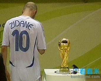 盘点世界杯十大落寞英雄 齐祖绝唱成永恒经典