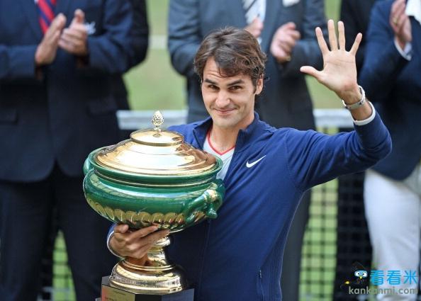 ATP排名:费德勒夺冠坐稳前4 中国小草张择重返Top200