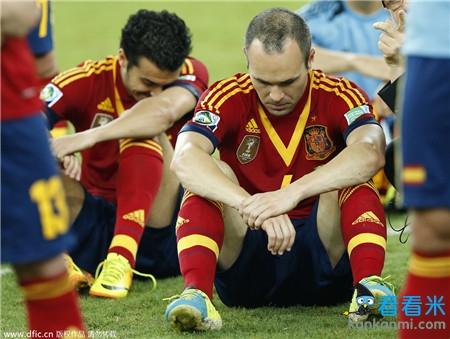 世界杯策划:10张图回顾西班牙王朝6年兴衰 昔日荣誉成追忆