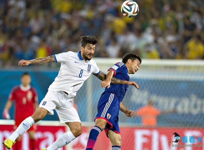 世界杯日本0-0希腊汇总 希腊队长红牌日本多打1人屡失机