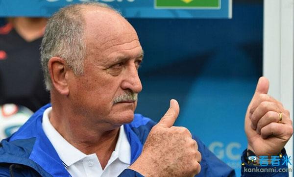 世界杯巴西4-1喀麦隆即时声音:斯科拉里暗讽阿根廷靠梅西