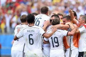 世界杯进8强德国人均得40万 夺冠奖金60年间翻234倍