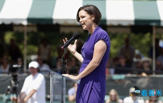 达文波特进入国际网球名人堂 她是力量式网球的开山鼻祖