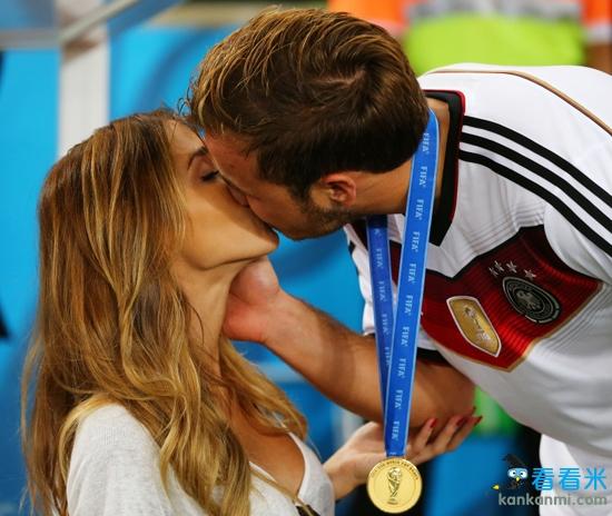 世界杯让男人渴望感性 而无视性感女色