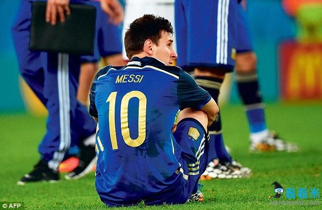 马拉多纳批梅西不配金球 英媒反驳:无他阿根廷别想进决赛