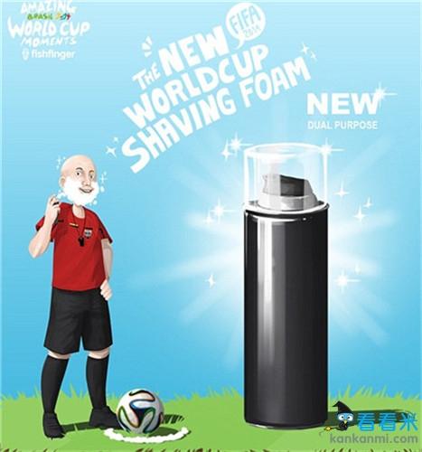 趣味漫画讲述世界杯 范佩西变身海豹巴神升级超级马里奥