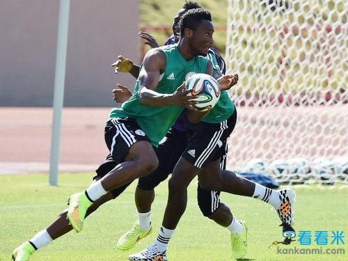 世界杯法国VS尼日利亚即时声音 米克尔:不存在奖金问题