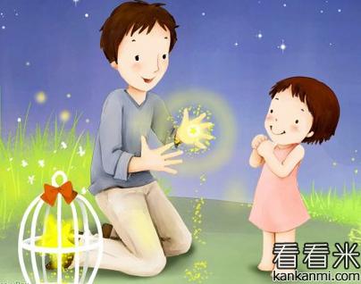 经典父爱故事:哑巴父亲的爱
