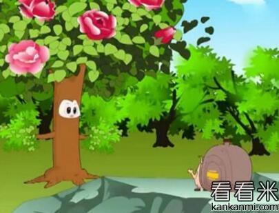 《蜗牛和玫瑰树》