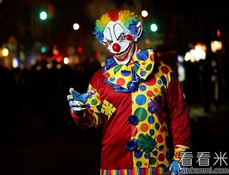 导演办公室里的小丑