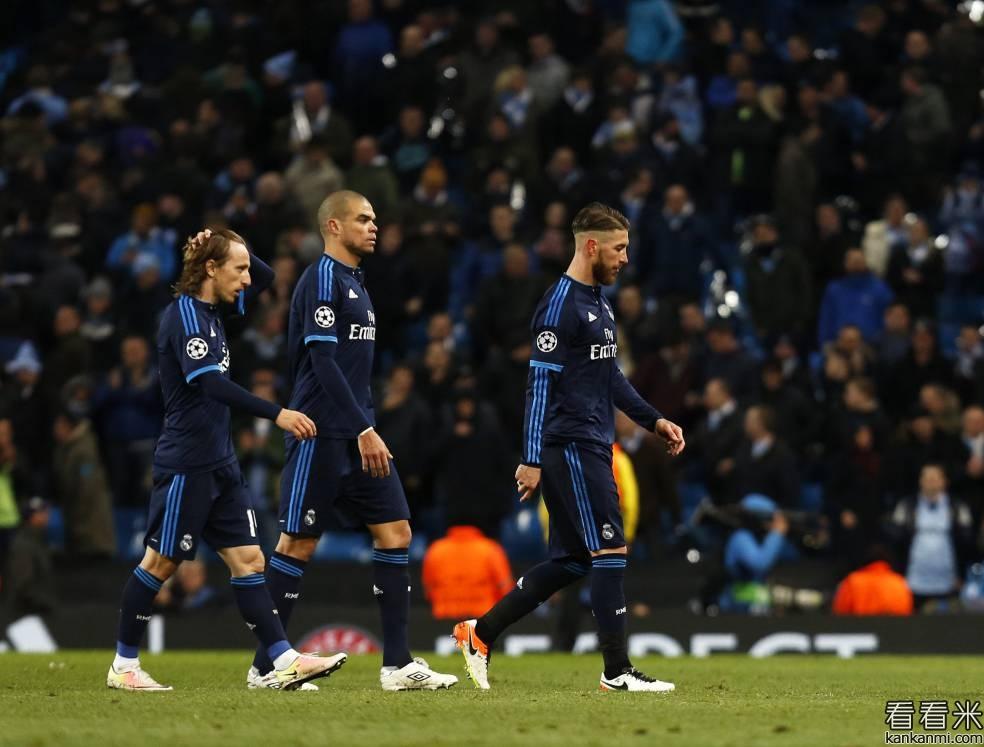 皇马欧战首回合0-0 次回合晋级机会有多大?
