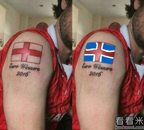 还记得哪只冰岛球队奇葩的庆祝方式吗?