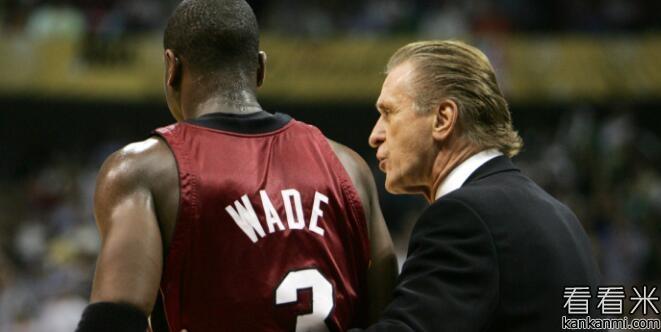 前NBA球星:莱利该努力留下韦德的
