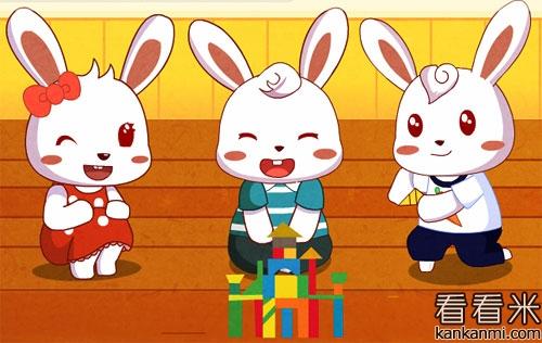 小宇说的兔子是谁?_机智的小兔子_智慧故事