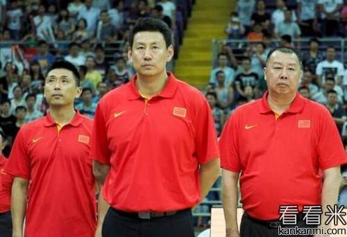 胡雪峰担任男篮助理教练