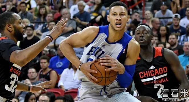 76人助教:西蒙斯接下来要了解NBA