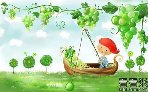 荔枝图片 卡通图片