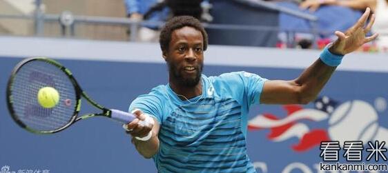 2016美国网球公然赛:孟菲尔斯完胜纳达尔 首进美网四强