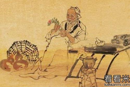 药王孙思邈和龙王相交的故事