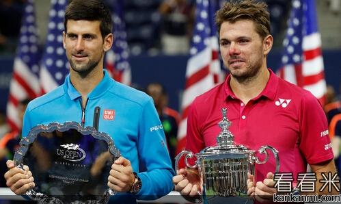 2016美国网球公开赛男单决赛:瓦林卡逆转小德 首夺美网冠军
