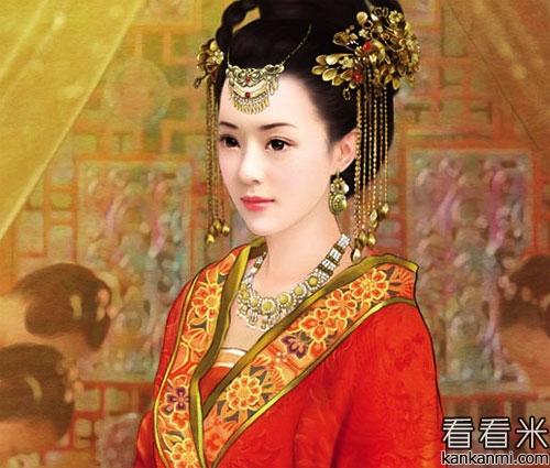历史上哪一位皇后在死后被废去后位并被毁陵墓