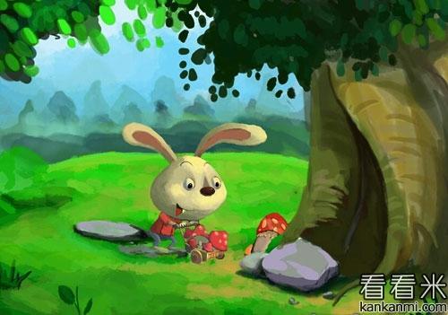 机智的小白兔