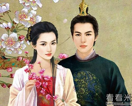 历史上哪一位皇帝只有一位皇后