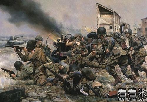 二战最惨烈的战役|二战中最惨烈血腥的五大战役