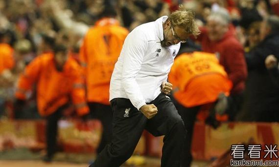 回顾2016:荡气回肠的绝地反击!利物浦领衔年度十大逆转