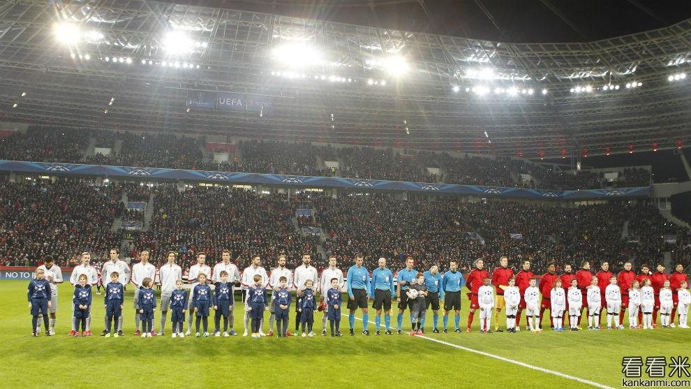 马竞球迷只需15欧元便可现场观看欧冠