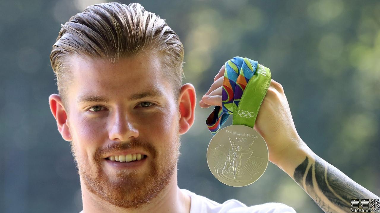 霍恩:奥运会夺银的经历将永存我心