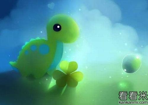 大海龟和蚂蚁的故事