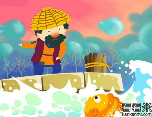渔夫和他的妻子【The Fisherman and His Wife】