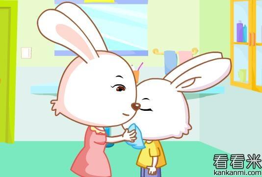 小兔变勤快了