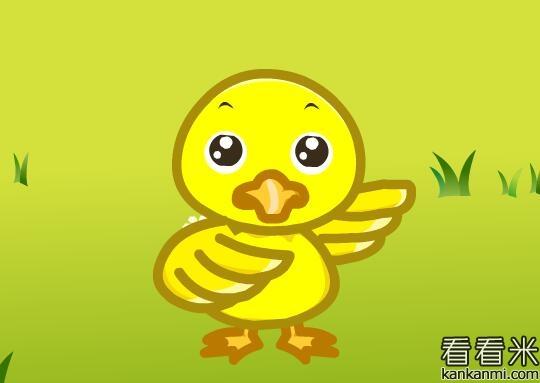 小鸭子的愿望