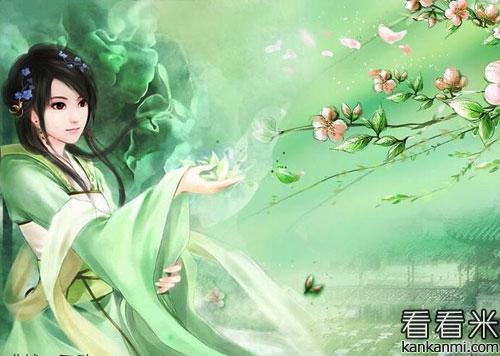 唐代女诗人薛涛何年生卒