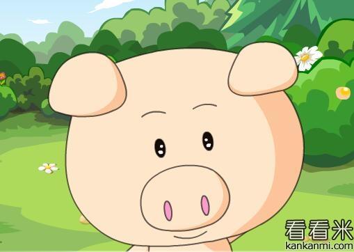小猪和葡萄树的故事