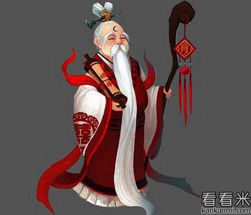 月下老人的神话传说